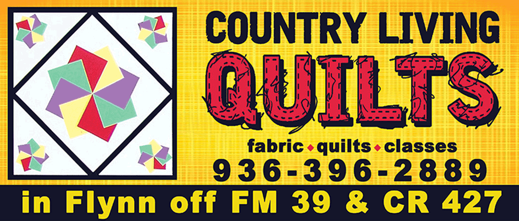 country living quilts